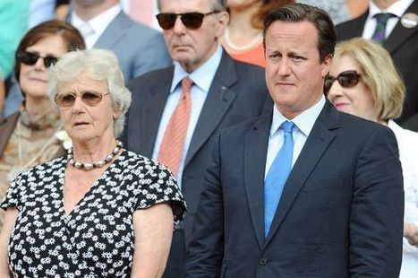 David Cameron's MUM joins the fight against Tory cuts | Welfare, Disability, Politics and People's Right's | Scoop.it