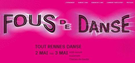 Rennes fait des folies de son corps   performances, expos à Rennes   Scoop.it