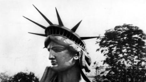 Statue of Liberty celebrates 130 years on American shores | Homework Helpers | Scoop.it