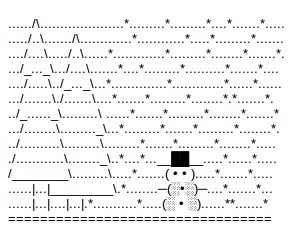 Архив материалов - Рисунки символами, картинки знаками смс, фото ASCII Art | ASCII Art | Scoop.it
