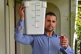 Push to tax sugary drinks to fight obesity | Let the EARTH provide! | Scoop.it