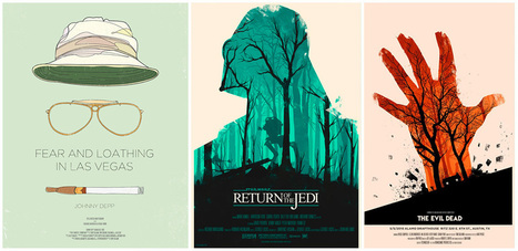 A Showcase of Creatively Redesigned Movie Posters   GoMediaZine   Graphic Design Course   Scoop.it