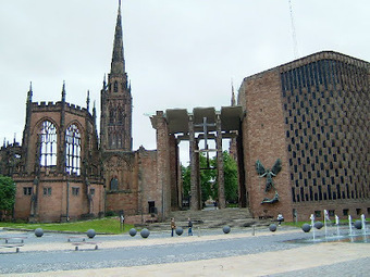 Lincoln School of Art and Design: Magnificent medieval stained glass back at Coventry Cathedral | Stained Glass | Scoop.it