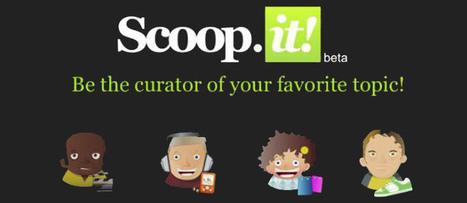 Scoop.it statistiche e community per i privati   Socially   Scoop.it