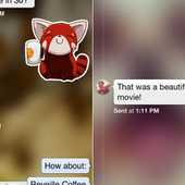 Path 3 Now Does Messaging | Social and digital network | Scoop.it