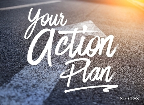 Your February Action Plan: 10 Tips to Push Yourself to Do More and Be More | itsyourbiz | Scoop.it