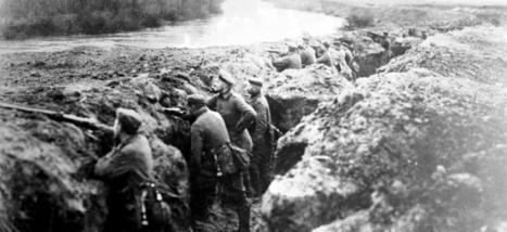 Animer une guerre statique: le Première Guerre mondiale et la ... - Slate.fr | Héros et personnages | Scoop.it