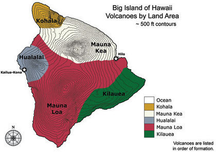 Hawaii Geology and Geography | 8th Grade Earth Science | Scoop.it