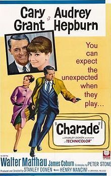 Charade, the Best Hitchcock Film Hitchcock Never Made, Free Online. Stars Cary Grant & Audrey Hepburn | Cinema Zeal | Scoop.it