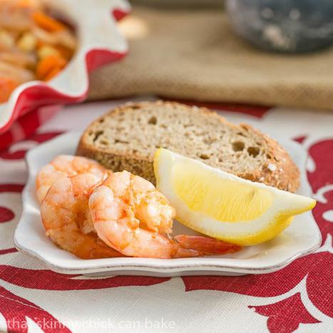 Shrimp Escabeche | a Dorie Greenspan recipe | Food | Scoop.it