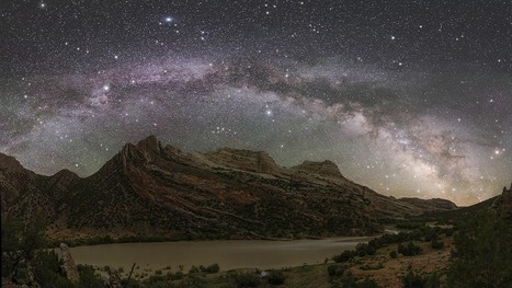 Nighttime light pollution covers nearly 80% of the globe | Tout savoir sur le sommeil | Scoop.it