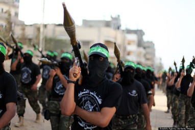 Hamas' Genocidal Technocrats [ this is who sodomite presbyterian's approve? just another cheap leftist front]