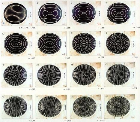 Les sons créateurs de formes géométriques | DESARTSONNANTS - CRÉATION SONORE ET ENVIRONNEMENT - ENVIRONMENTAL SOUND ART - PAYSAGES ET ECOLOGIE SONORE | Scoop.it