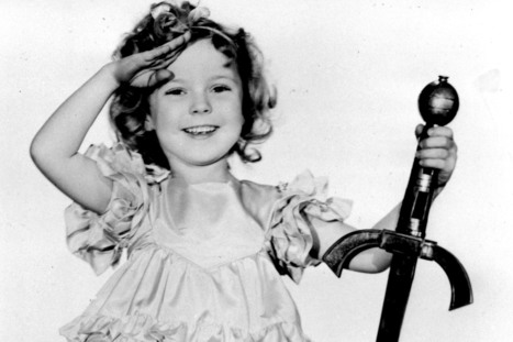 Why Shirley Temple was a child star like no other | Dance In Our Society | Scoop.it