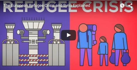 The Syrian Refugee Crisis Explained Perfectly With a Simple Animation & Video | Unit 4: Human Population trends and Issues | Scoop.it