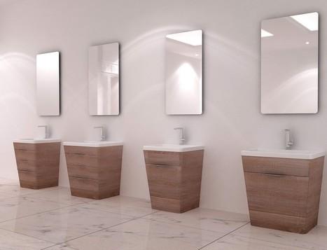 Things to Contemplate While Buying Bathroom Vanities and Sinks | Baths Vanities | Scoop.it