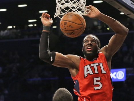 Hawks thankful for games now every other day - Atlanta Journal Constitution   CLOVER ENTERPRISES ''THE ENTERTAINMENT OF CHOICE''   Scoop.it