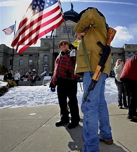 Paranoia Feeding American Gun Culture | SEASACMUN NIST: Human Rights | Scoop.it