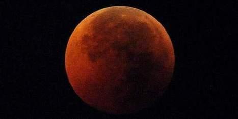Eclipse total de Luna - Ciencia - El Tiempo | AstroNoticias NS | Scoop.it