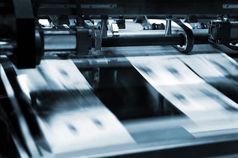 Journalism Is Not Content Production - TechCrunch | Website Design | Scoop.it