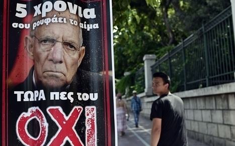 Europe's creditor powers must finally face reality: Greece needs mass debt relief now | Global politics | Scoop.it
