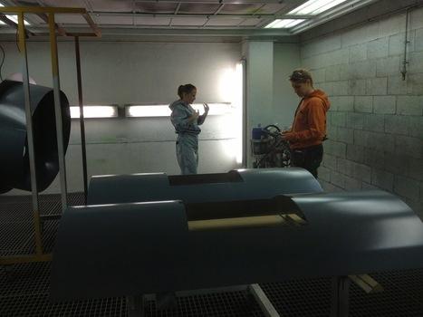 Hiohiohio: Korkeapaineruiskuilua ja jauhemaalien tuoteselosteita | Pintakilta Original | Scoop.it