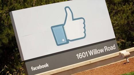 Facebook multiplie par trois ses bénéfices | Actualité Social Media : blogs & réseaux sociaux | Scoop.it