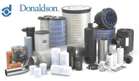 Filtre à air et filtre liquide Donalson ® pour les engins du TP | Engins de Travaux Publics | Scoop.it