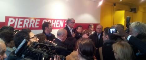 Municipales2014. Pierre Cohen : «Nous ne ferons pas campagne du Capitole» | Toulouse La Ville Rose | Scoop.it