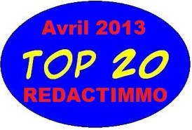 Redactimmo …. TOP 50 Twitter, TOP 25 Blog et TOP 20 G+ des acteurs influenceurs de l'immobilier ... | Actu immobilier Top Immo Gestion | Scoop.it