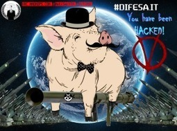 #Sécurité: #Anonymous s'attaque au Ministère de la Défense | Information #Security #InfoSec #CyberSecurity #CyberSécurité #CyberDefence | Scoop.it