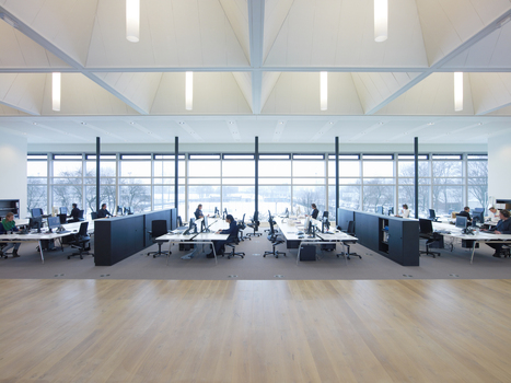 The Effects of Lighting in the Workplace | Collaborative Workspaces | Scoop.it