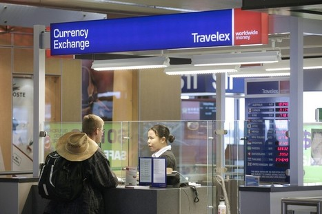 UAE Exchange head in £1bn talks on Travelex acquisition | The National | Barkinet | Scoop.it