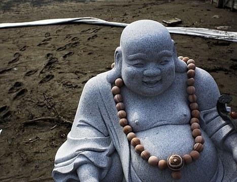[Eng] Dans Futuba, ville fantôme de la préfecture de Fukushima abandonnée par ses habitants  | DailyMail | Japon : séisme, tsunami & conséquences | Scoop.it