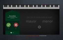 Entrena tu oído con EarTeach - Educación 3.0   Trae la Música a Clase   Scoop.it