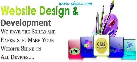 Zinavo Technologies - Web Design, Development & SEO - Call@08951605480 | Zinavo Technologies | Scoop.it