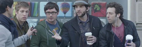 Quand Samsung se moque des Apple Fanboys…   I@LEWEB   Scoop.it