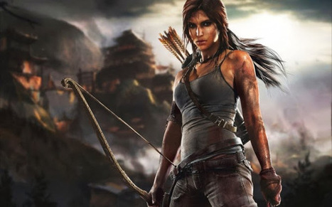 Square Enix Teases Tomb Raider PS4 Announcement Early December | Playstation 4 (PS4) - PS4.sx | Culture Traits 2 | Scoop.it