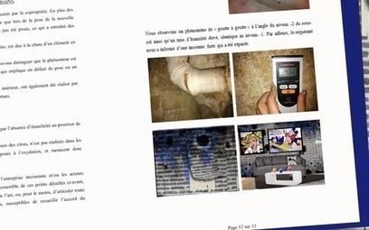 Avis avant acquisition : rapport d'expertise | Malfaçon construction | Scoop.it