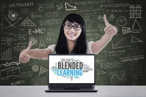 6 Blended Learning Models: When Blended Learning Is What's Up For Successful Students - eLearning Industry | Transformational Teaching and Technology | Scoop.it