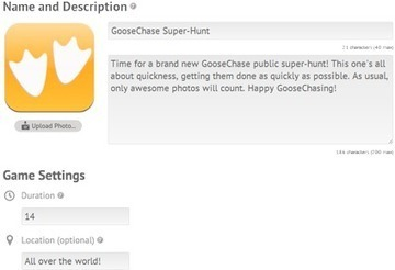 GooseChase - How It Works | Instructional Design for eLearning, mLearning, and Games | Scoop.it