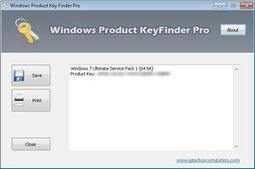 Top 22 Free Product Key Finder Programs | Le Top des Applications Web et Logiciels Gratuits | Scoop.it
