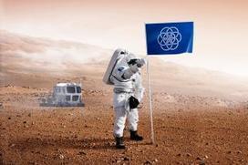 L'humanité a enfin son drapeau !   Design, Innovation et Marketing   Scoop.it
