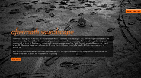 Unknown Spring | Interactive & Immersive Journalism | Scoop.it