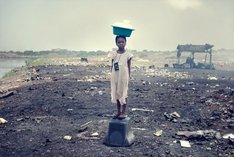 "Agbogbloshie: the world's largest e-waste dump – in pictures (""gadget craze = more e-waste"") 