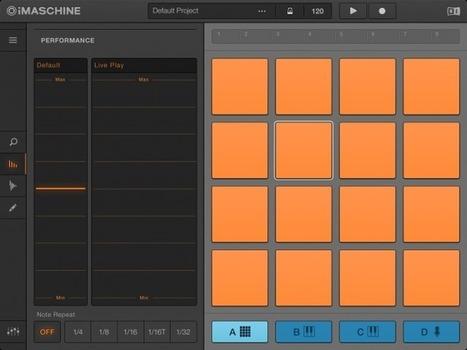 iMaschine review | iPad music apps | Scoop.it
