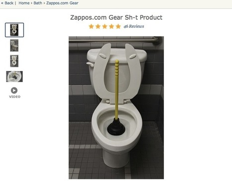 After stink-eye from Kanye, Zappos releases 'Sh-t Product' | Digital-News on Scoop.it today | Scoop.it