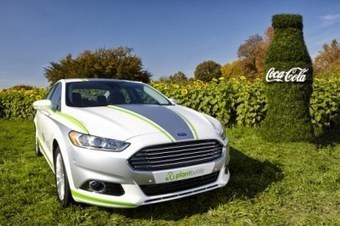 Coca-Cola's PlantBottle in Ford Fusion | Bio-based Chemicals | Scoop.it