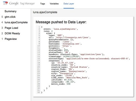 Free AJAX Event Listener for Google Tag Manager   Google Tag Manager   Scoop.it