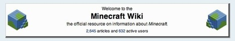 Minecraft-1001 Uses for Minecraft in Schools | Student-centered learning | Scoop.it